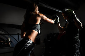 Cardio BoxingGroup Fitness Classes in Frederick, MD