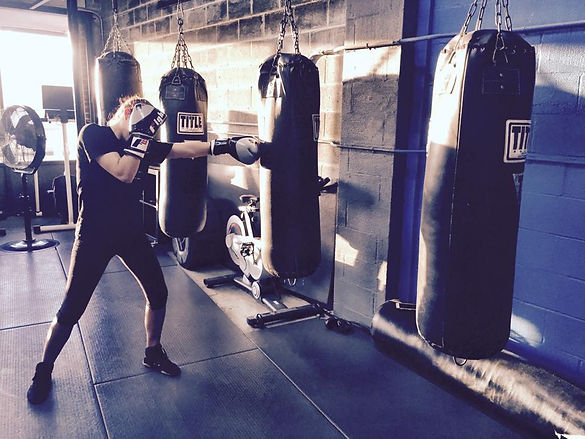 BOXING BOOT CAMP