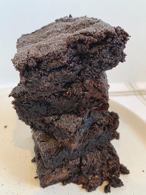Bake Date - 2x Gooey Chocolate Brownies