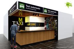 Kiosco de Taxis