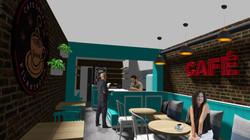 Cafeteria Churubusco
