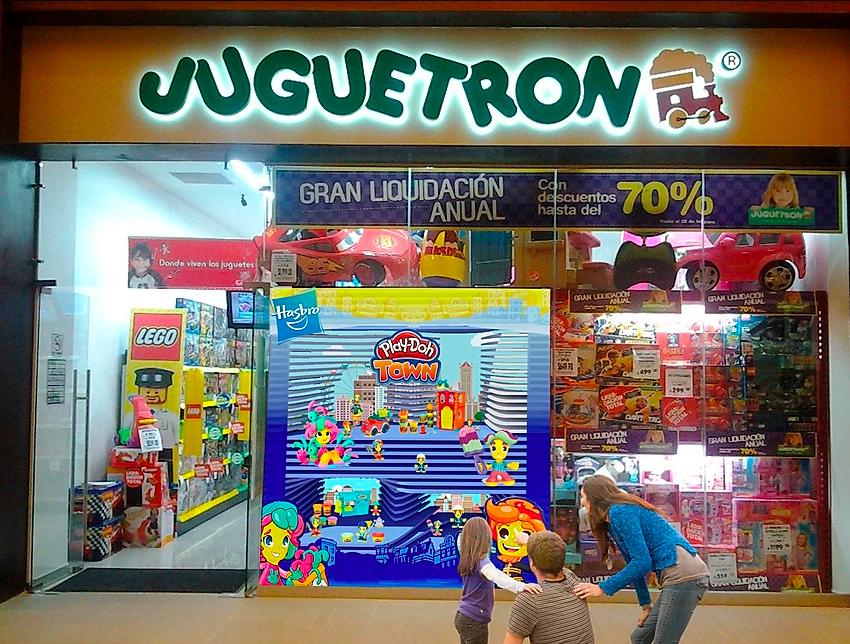 Aparadores Hasbro