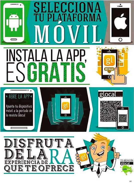 Instrucciones de app