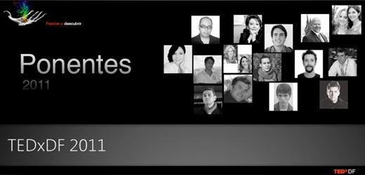 TEDXDF 2011