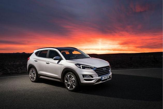 Hyundai Tucson Facelift Coming In May 2019   Supercars   Fast 'N' loud