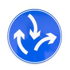 No Lane Policy (Roundabout)