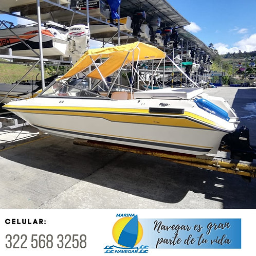 Bote 17 pies MODELO fivres 515