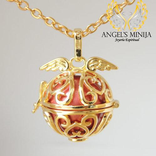Llamador de Ángeles Mandala de Amor Angélico