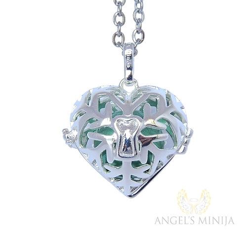 Llamador de Ángeles llave del Corazón