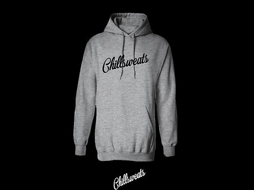 Grey Signature hoodie