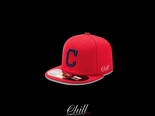 """C"" New Era Crown"