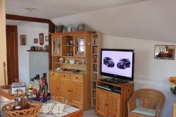 television corner