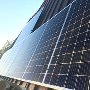 Solar Power PV Panel Installation Melbourne FL
