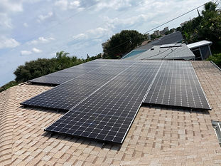 Solar Panel Installation for Homes in Melbourne FL