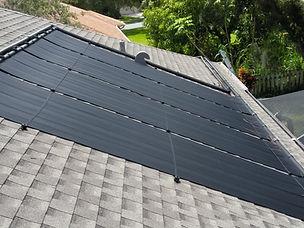 Solar Pool Heaters in Brevard FL