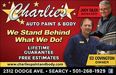 Charlie's Auto Paint & Body