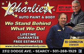 Charlie's Auto Paint & Body