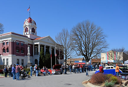 2021 Classics & Antiques on the Square C