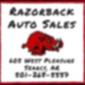 Razorback Auto Sales