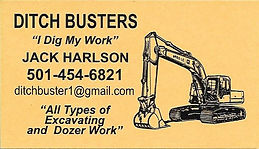 Ditch Busters