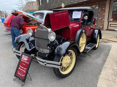 Darwin Boy 1929 Model A Roadster