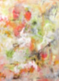 Elaine Mari painting