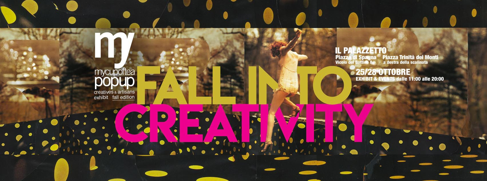 FALL INTO CREATIVITY