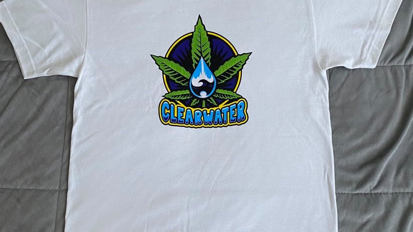 Clearwater - Jimbo Phillips Graphic T