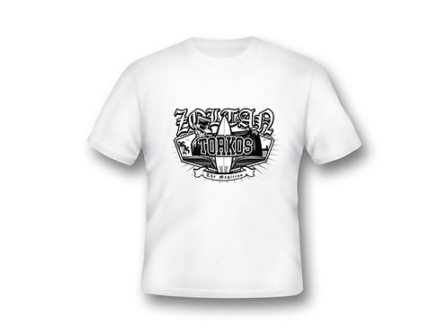 Zoltan Torkos White T-Shirt