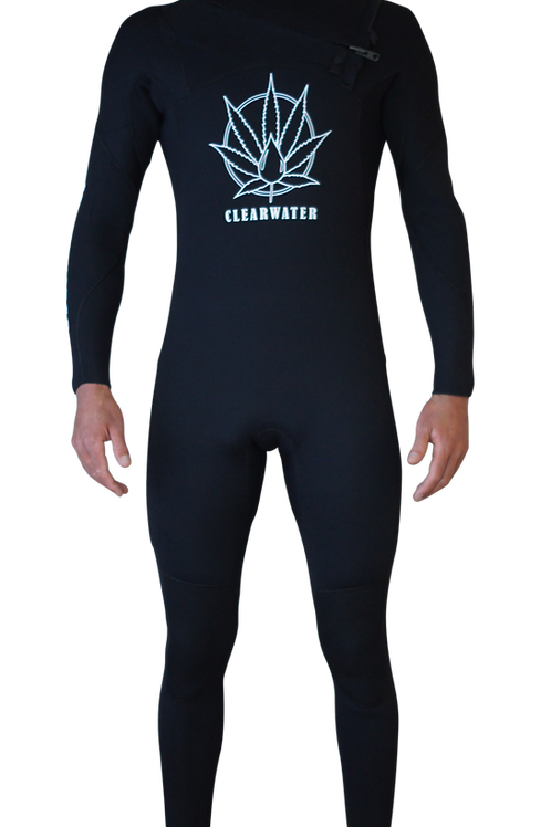 Clearwater Wetsuit 4/3 MM