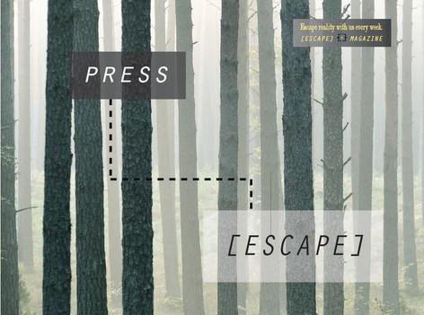 Escape Magazine Ad