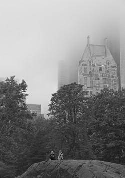 Manhattan in the Fall
