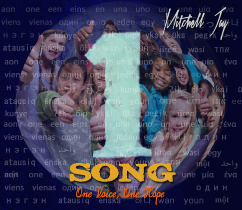 One Song - Mitchell Jay CD Cover
