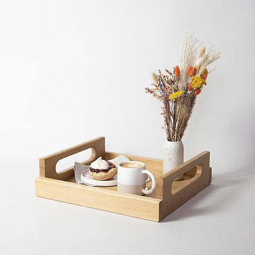 Oak Tea Tray