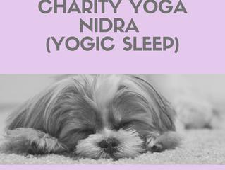 Charity Yoga Nidra (Yogic Sleep)