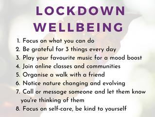 Lockdown Wellbeing