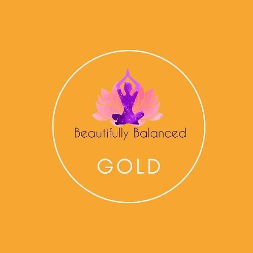 Gold: Unlimited Live Yoga & Zumba PLUS On-Demand Yoga