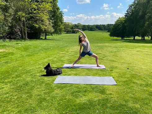 yoga zumba derby sam dinnage.JPG