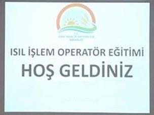 ISPM15 ISIL İŞLEM OPERATÖR KURSLARI