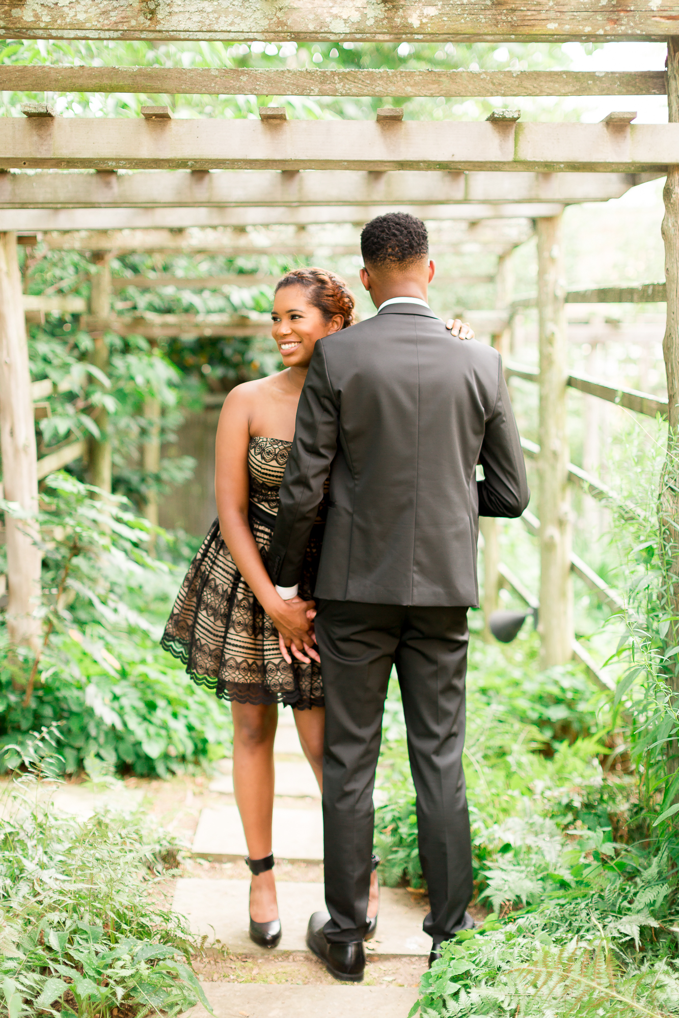 Je T'aime - Styled Engagement Shoot -346