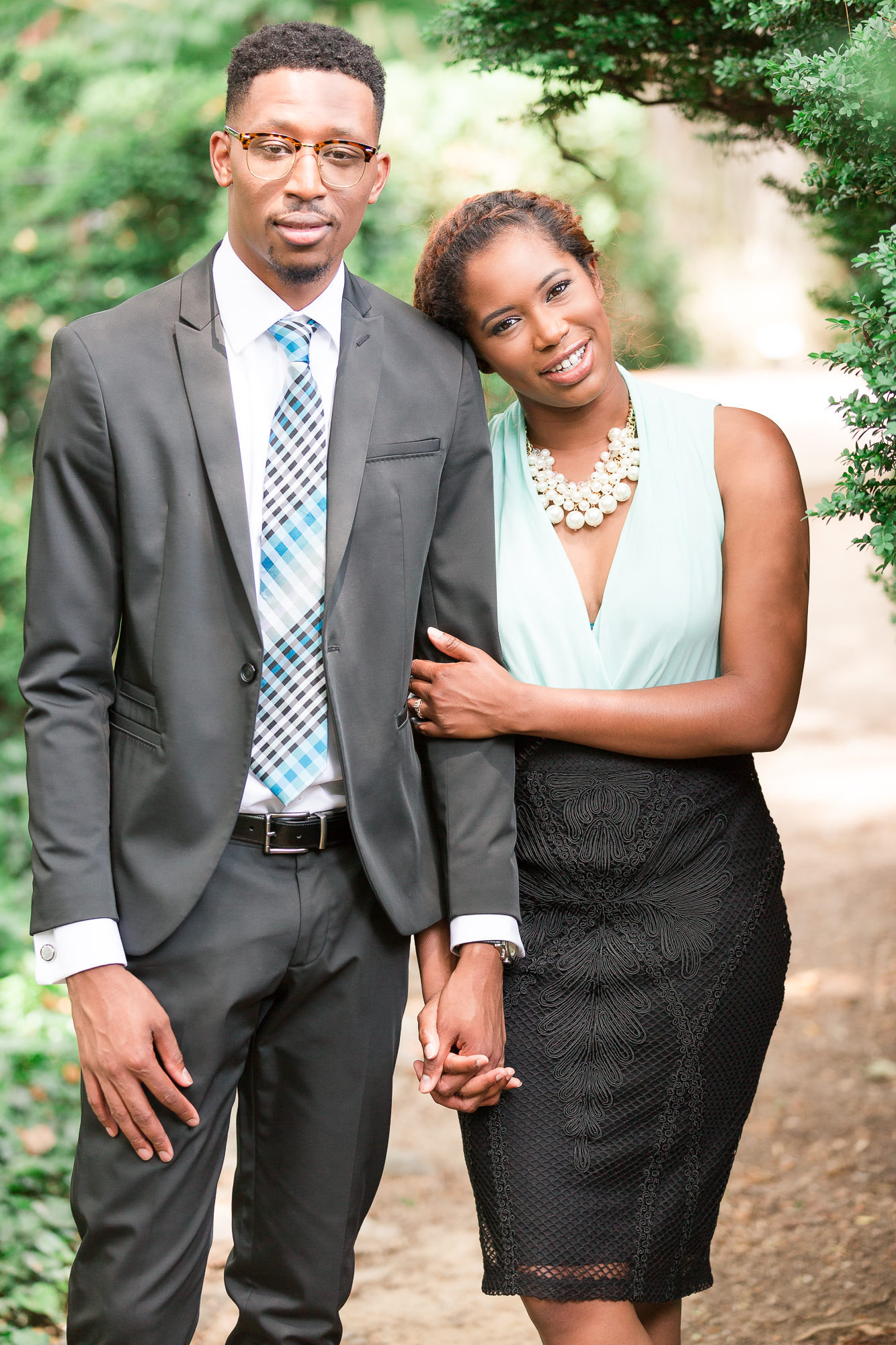 Je T'aime - Styled Engagement Shoot -98