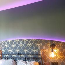 Smart Bedroom Retrofit