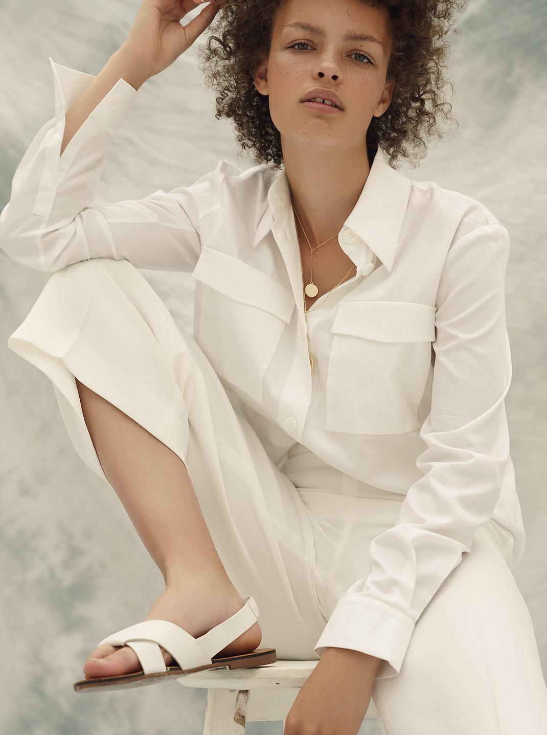 Photo by: Oliver Rudolph Model: Levi Anijs H&M by: Marisol Prada