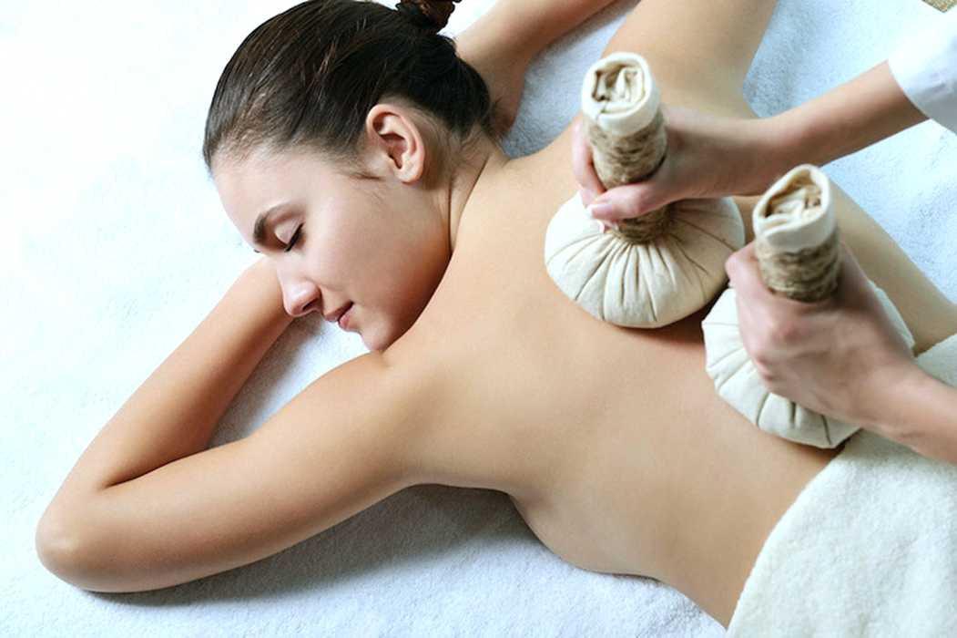 Back, Shoulder & Neck Massage