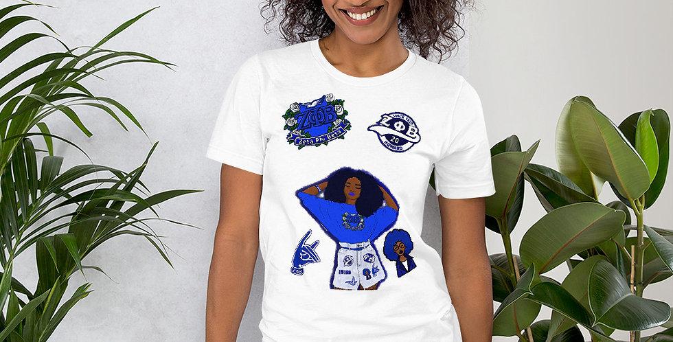 Zeta Centennial Short-Sleeve T-Shirt