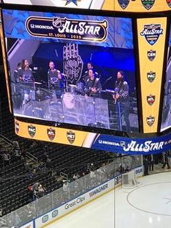 NHL All Star Game 2020
