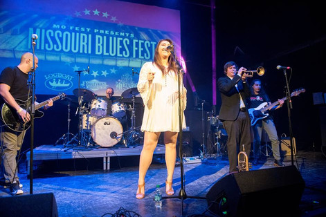 2018 Missouri Blues Fest @ The Blue Note
