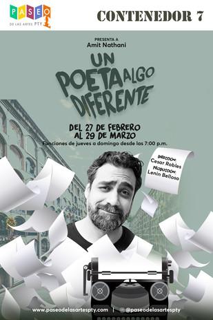 """""""Un Poeta algo Diferente"""""""