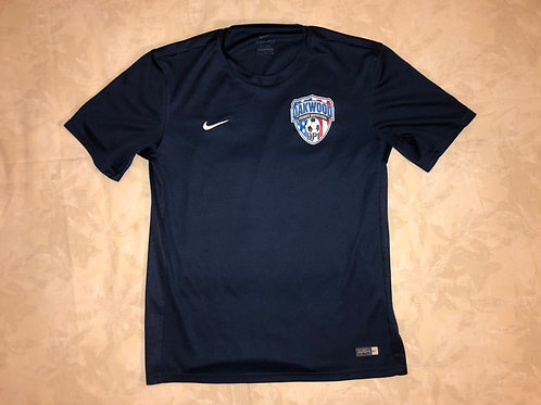 Oakwood Nike Soccer Tee