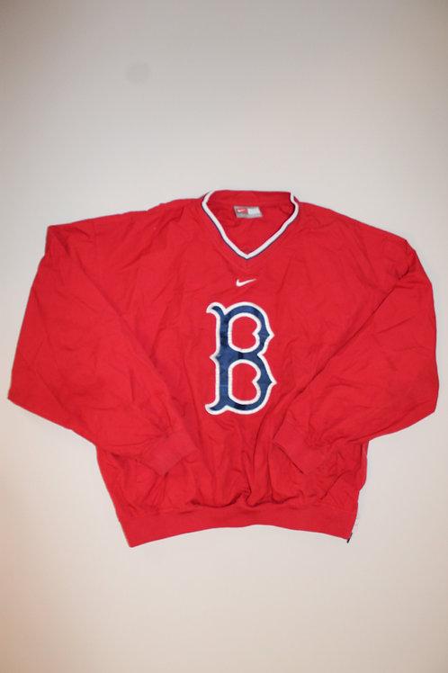Nike Red Sox Windbreaker